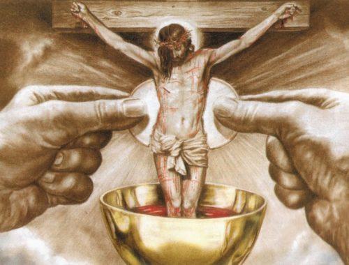 Döbbenetes csoda Lengyelországban – vérezni kezdett a leesett Szentostya című cikk borítóképe