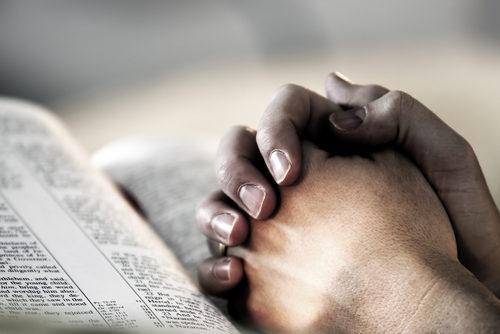 Imádság a hét kezdetén című cikk borítóképe