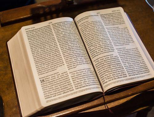 3+1 szempont – A BIBLIA A BIBLIÁD? című cikk borítóképe