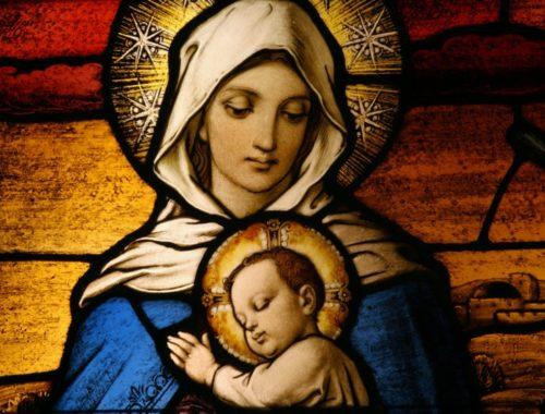 Magnificat – egy evangélikus lelkész igehirdetése Máriáról című cikk borítóképe