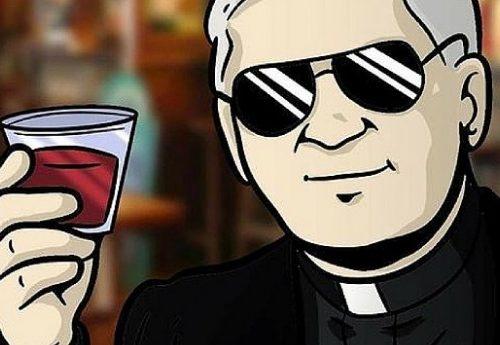 Egy apáca üzenete Tibi atyának című cikk borítóképe