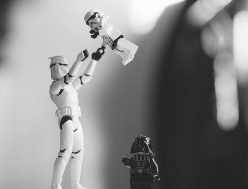 Look, én vagyok a Te apád! [Apa-Fia 10. rész] című cikk borítóképe