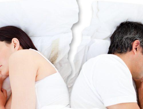 A házasélet három hazugsága című cikk borítóképe