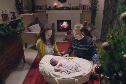 Zseniális reakció a karácsonyi reklám visszautasítására