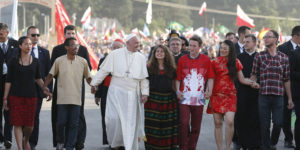 Tényleg csak öregek vannak a katolikus egyházban?