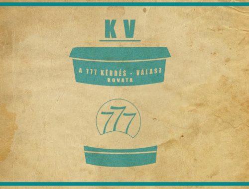 KV – Mennytől a párválasztásig című cikk borítóképe