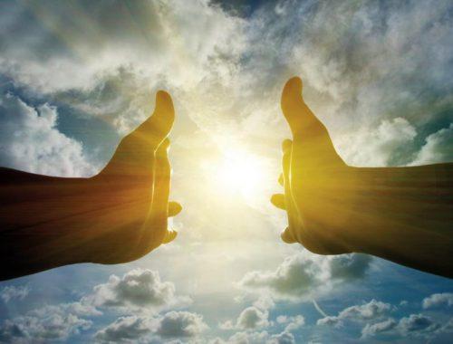 10 pillanat, amikor tudod: Isten létezik című cikk borítóképe