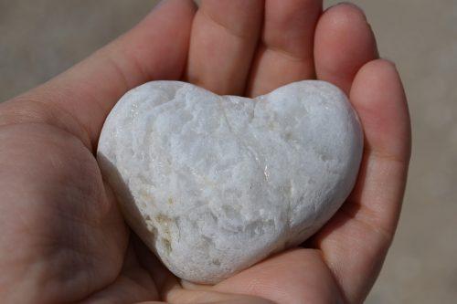 A szívem Isten tenyerén