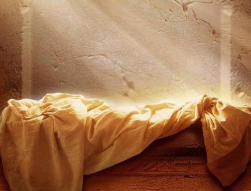 Jézus élete és feltámadása nem mese! (2. rész) című cikk borítóképe