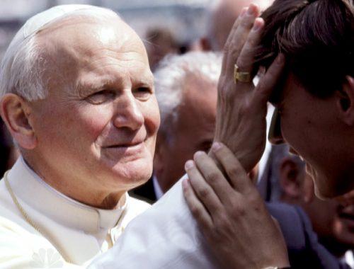 5+1 inspiráló idézet Szent II. János Pál pápától című cikk borítóképe