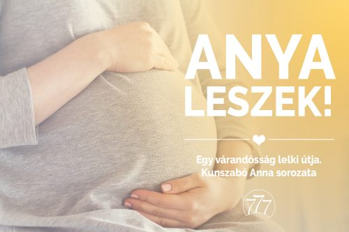 Anya leszek! sorozat cikkei