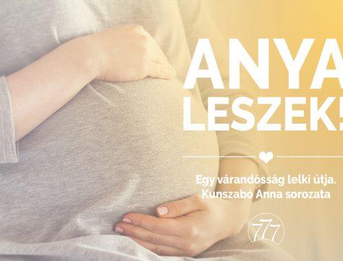 Anya leszek! – Félsz a szüléstől? című cikk borítóképe