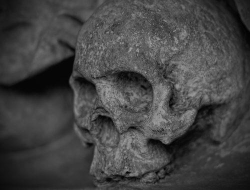 #csakegygondolat – Baj, ha félünk a haláltól? című cikk borítóképe