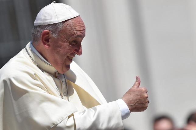 Százhektáros székelyföldi erdőt kap ajándékba Ferenc pápa csíksomlyói látogatásán