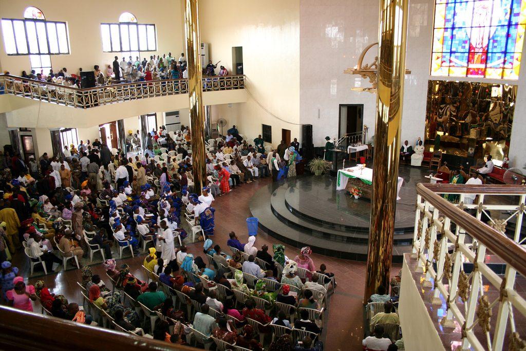 keresztény házassági oldalak Nigériában