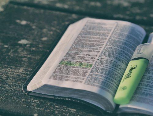 Útmutató az egyéni Bibliaolvasáshoz című cikk borítóképe
