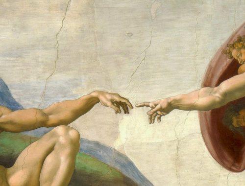Ki az Isten valójában? című cikk borítóképe