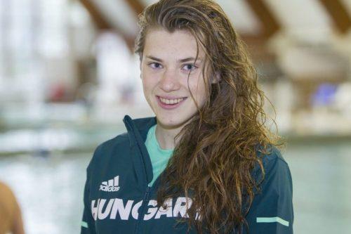 Mély hitéről vallott a magyar úszás egyik legnagyobb reménysége