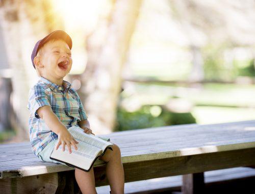 #csakegygondolat – A gyermeki hit című cikk borítóképe