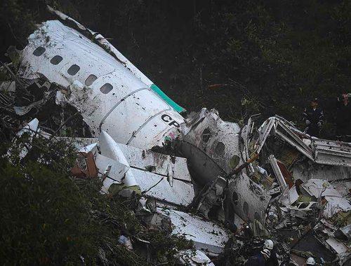 A holnap Istené – interjú egy légi katasztrófa túlélőivel című cikk borítóképe
