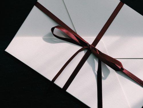 Isten levele Neked című cikk borítóképe