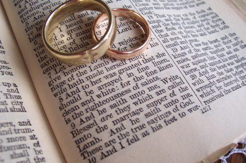 Tudtad, hogy a Biblia megmondja, hogyan szeresd a feleségedet?
