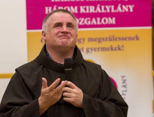 Böjte Csaba testvér üzenete a nem hívőknek című cikk borítóképe