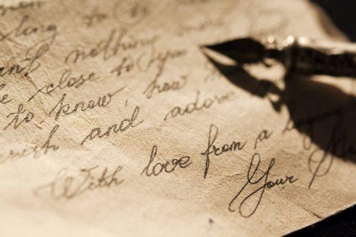 Levelet írt az Isten, neked