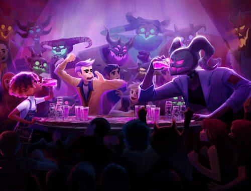 A pokolban pertut iszunk az ördöggel? című cikk borítóképe