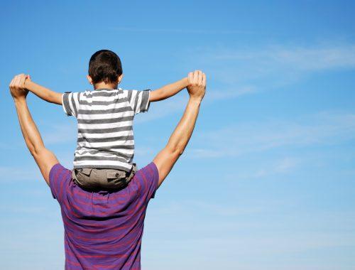 Ezért a legszebb dolog édesapának lenni! című cikk borítóképe