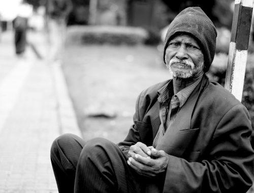 #csakegygondolat – Még egy hajléktalan is tud evangelizálni! című cikk borítóképe