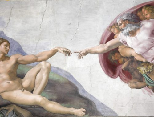 Isten valóban mindent tud rólad? című cikk borítóképe