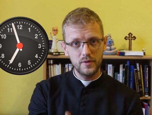 Egy pap hétköznapja – VIDEÓ című cikk borítóképe