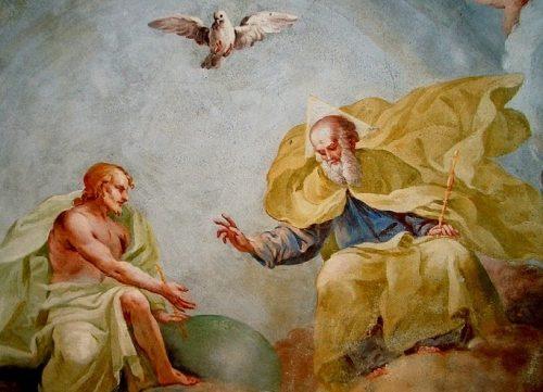 A Szentháromság az életemben című cikk borítóképe