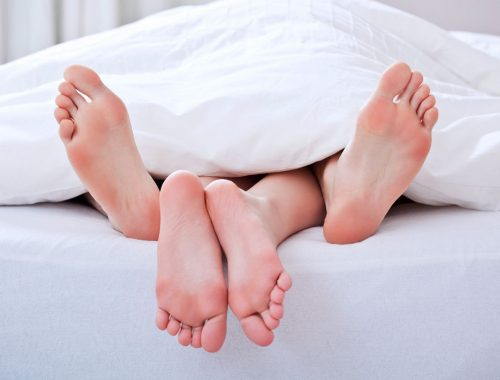 A szex bűn? című cikk borítóképe