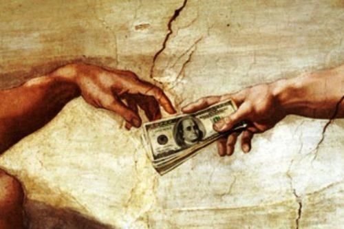 Kereszténység és pénz – elválaszt vagy összeköt?