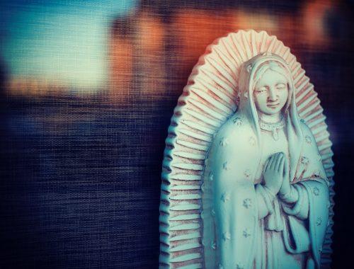 Hajlandó vagy megsebződni?  – Mária szeplőtlen szeretetének paradoxona című cikk borítóképe