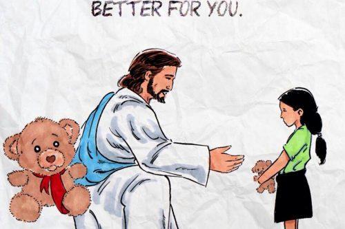 Amikor Isten valamit elkér