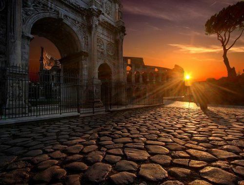 Minden út Rómába vezet – Több, mint nyaralás című cikk borítóképe