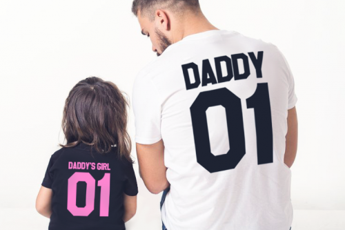 Az apa lánya
