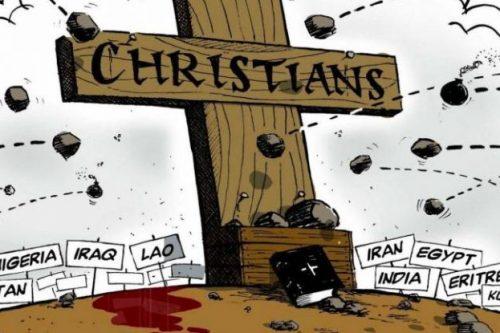 A keresztényekért nem kár?