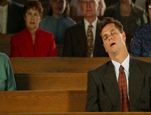 5 tipp, hogy jobban tudj koncentrálni a templomban című cikk borítóképe