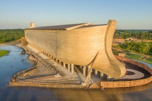 Megépítették Noé bárkáját a Biblia alapján - az eredmény minden képzeletet felülmúló