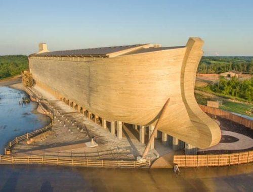 Megépítették Noé bárkáját a Biblia alapján – az eredmény minden képzeletet felülmúló című cikk borítóképe