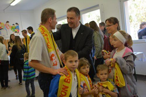 """""""Óriási a magyarok vendégszeretete"""" – interjú a szalézi rend vezetőjével"""