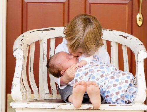 Türelem egészséges kisbabát terem című cikk borítóképe