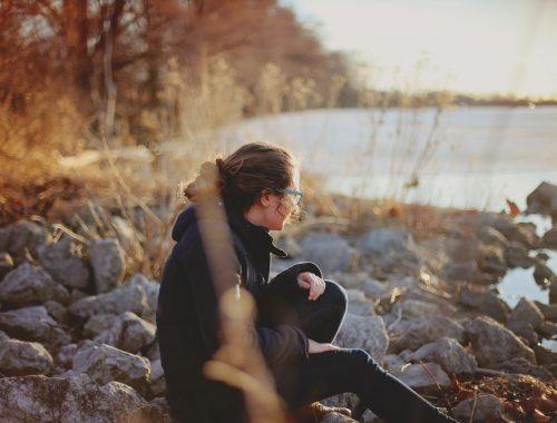 Legyél bátor, merj egyedül lenni! című cikk borítóképe