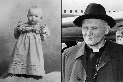Ma lenne 99 éves II. János Pál pápa