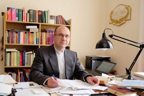 Marton Zsolt lett Beer Miklós utódja a Váci Egyházmegyében