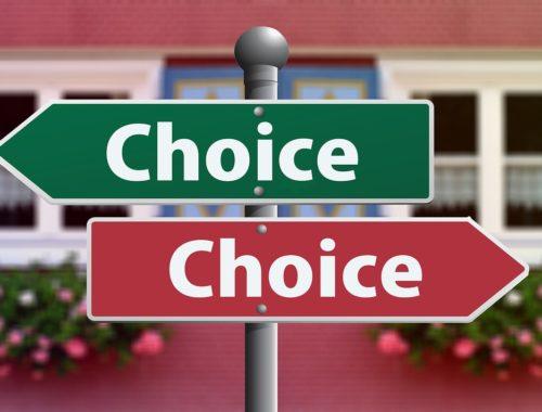 Kis döntések vs. nagy döntések